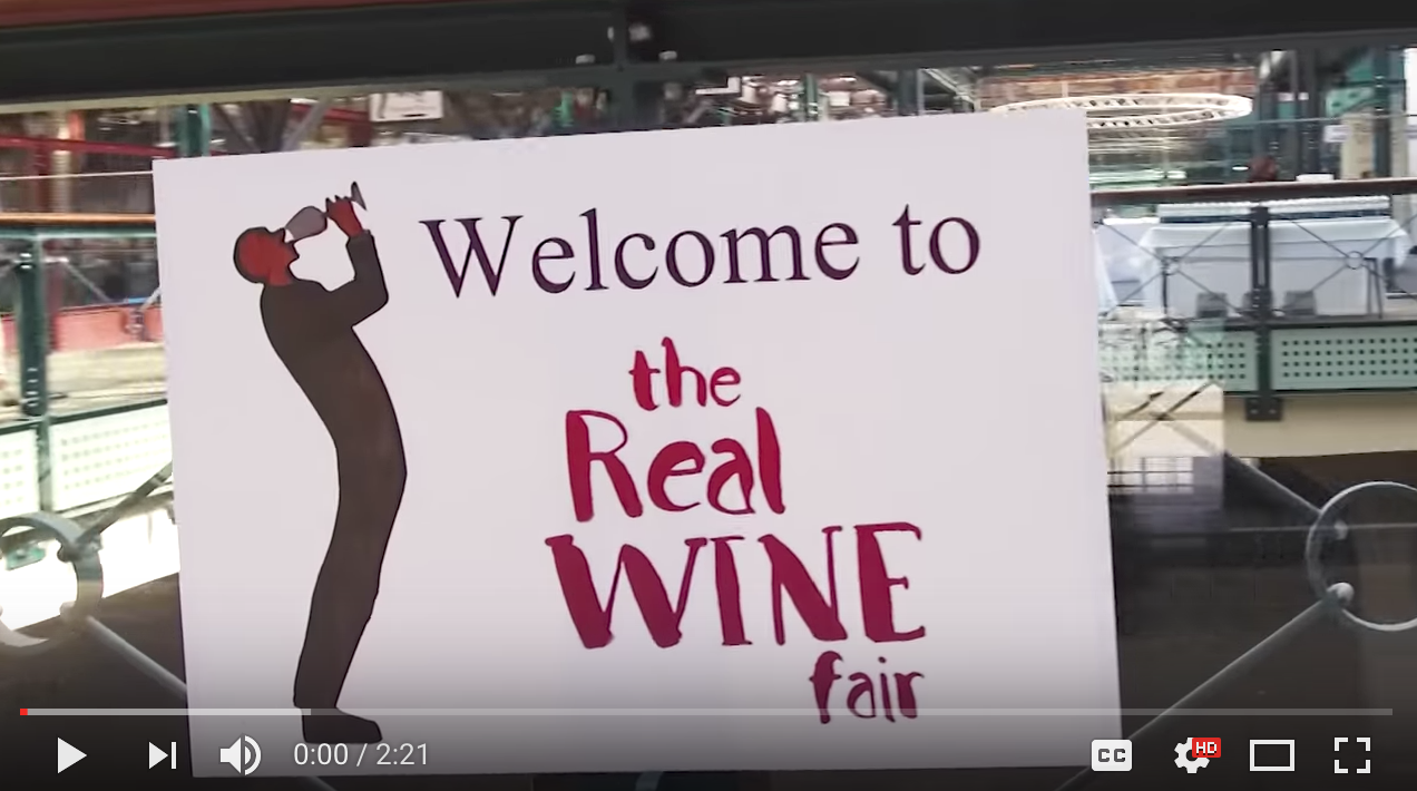 Real Wine Fair 2017 Highlights Video!