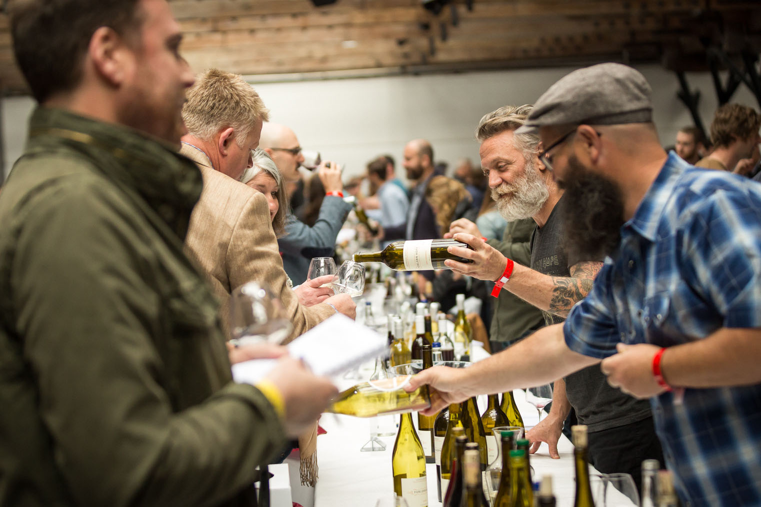Meet the Growers at the 2019 Real Wine Fair!
