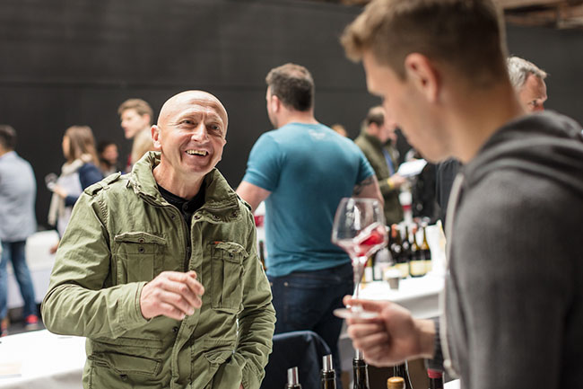 Meet The Central European Growers at The Real Wine Fair!