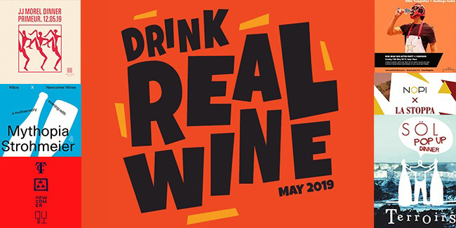 The Merry Real Wine Month of May