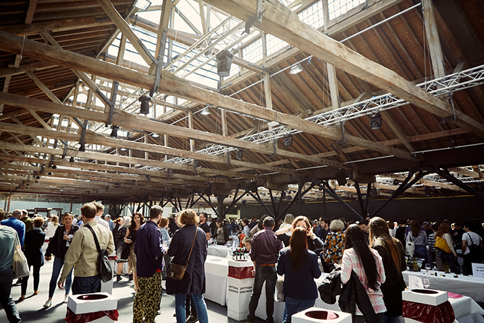 Thoughts on The Real Wine Fair 2019