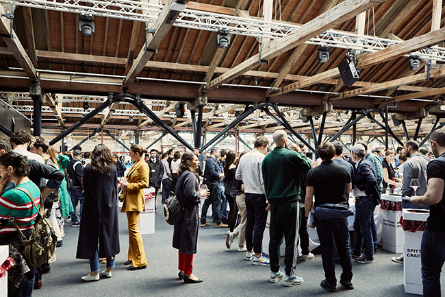 An Alternative View of The Real Wine Fair